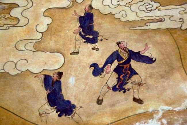 Всяка сряда Дао Йога и Ци Гун: Дао Ин