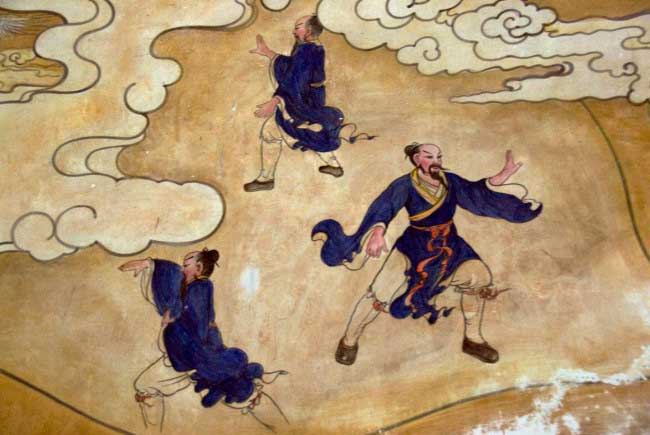 Практики Дао Йога и Ци Гун: Дао Ин