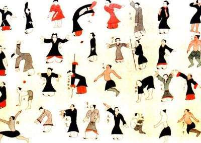 Даоски практики – Ву Джи Гонг Тай Чи и Дао Ин Ци Гун