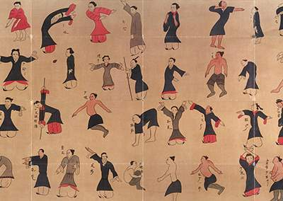 ТАО ИН – Древна таоистка практика предшественик на Чи Гун